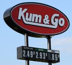 Iowa Corn Indy 250 Kum & Go