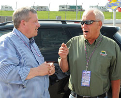 Bill Northey and Dick Gallagher