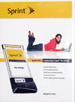 Sprint Broadband Card