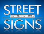 CNBC Street Signs