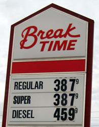 MO Gas Prices