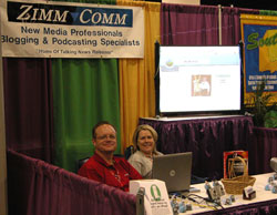 NAMA Conference Booth