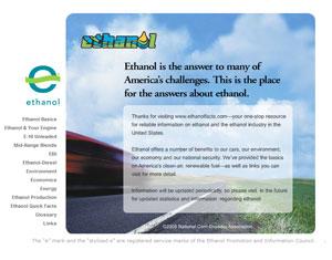 Ethanol Facts