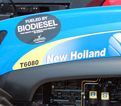 New Holland Biodiesel