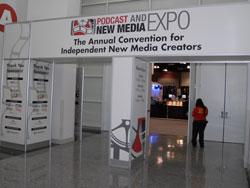 Trade Show Entrance