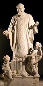 Statue of St. Josemaria Escriva