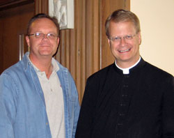 Fr. Korte and Me