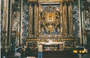 Casket of St. Josemaria Escriva