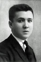 Young St. Josemaria Escriva