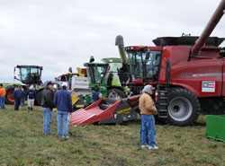 Farmers and Equipment