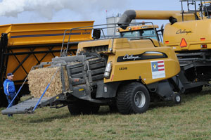 AGCO Biomass One Pass