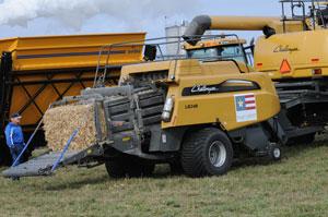 AGCO Biomass One Pass