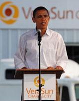 VeraSun Obama