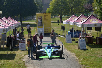 Popular Science Indy Car