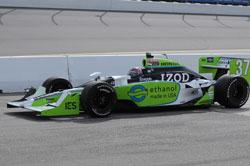 Ethanol USA car Iowa Corn Indy 250