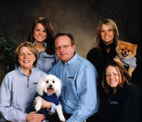Chuck Zimmerman Family