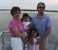 Diana Layman Family
