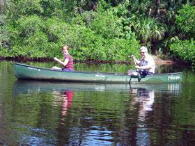 Sunday Picnic Canoe Trip