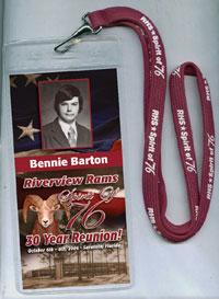 Bennie's Badge