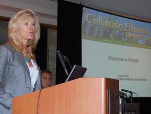 Cellulosic Summit Dana Weber
