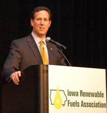 IRFA Rick Santorum