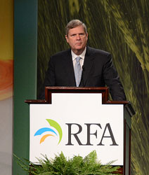 vilsack at national ethanol conference