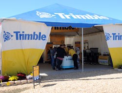 Trimble Booth