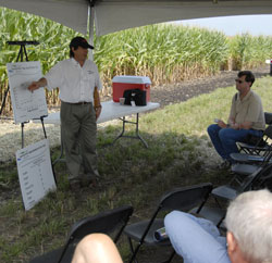 Corn After Corn Ideas From Dr. Fred Below | AgWired