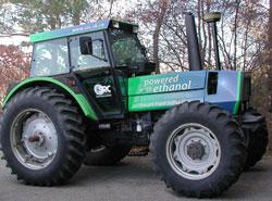 Ethanol Tractor