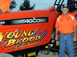Dennis Shramek and Young Blood