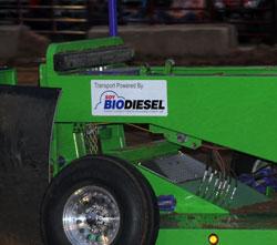 Bungart Biodiesel Sled