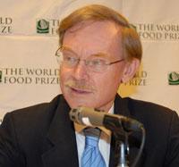 World Food Prize Bob Zoellick