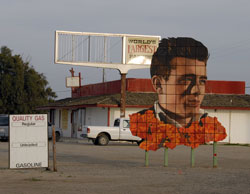 James Dean Billboard